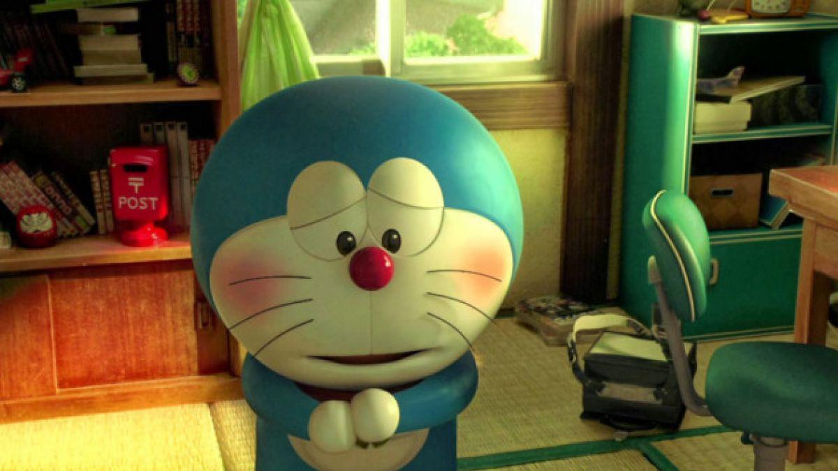 """Así es la primera película en 3D del gato """"Doraemon"""""""