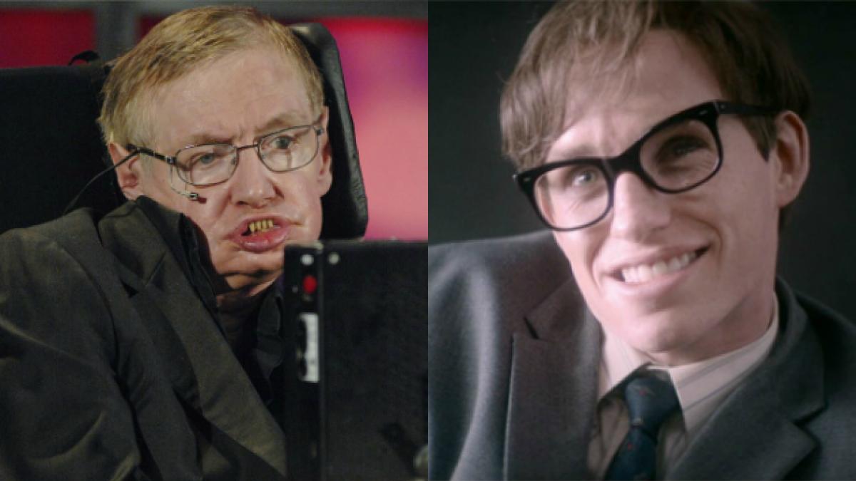Revelan reacción de Stephen Hawking tras ver por primera vez la película basada en su vida