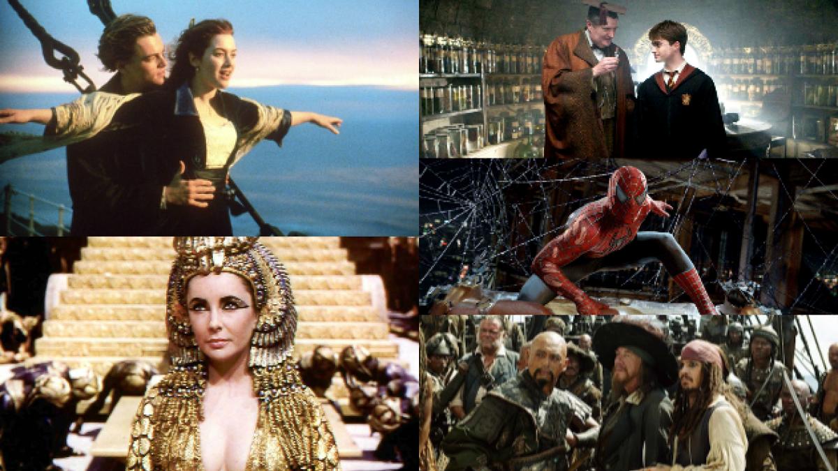 Estas son las 20 películas más caras de toda la historia