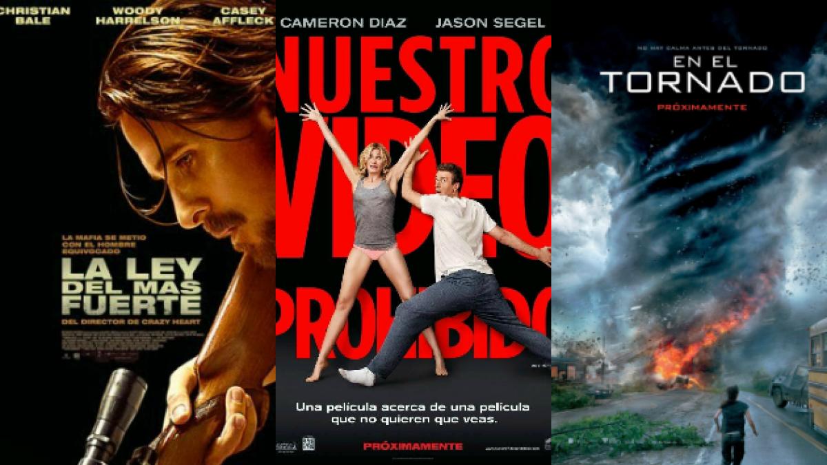 Cartelera: Las películas que se estrenan este 14 de agosto