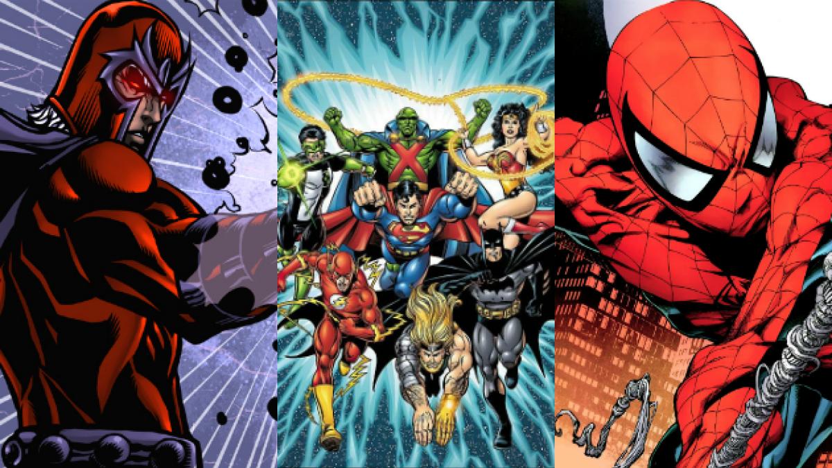 6 películas de superhéroes que nunca vieron la luz