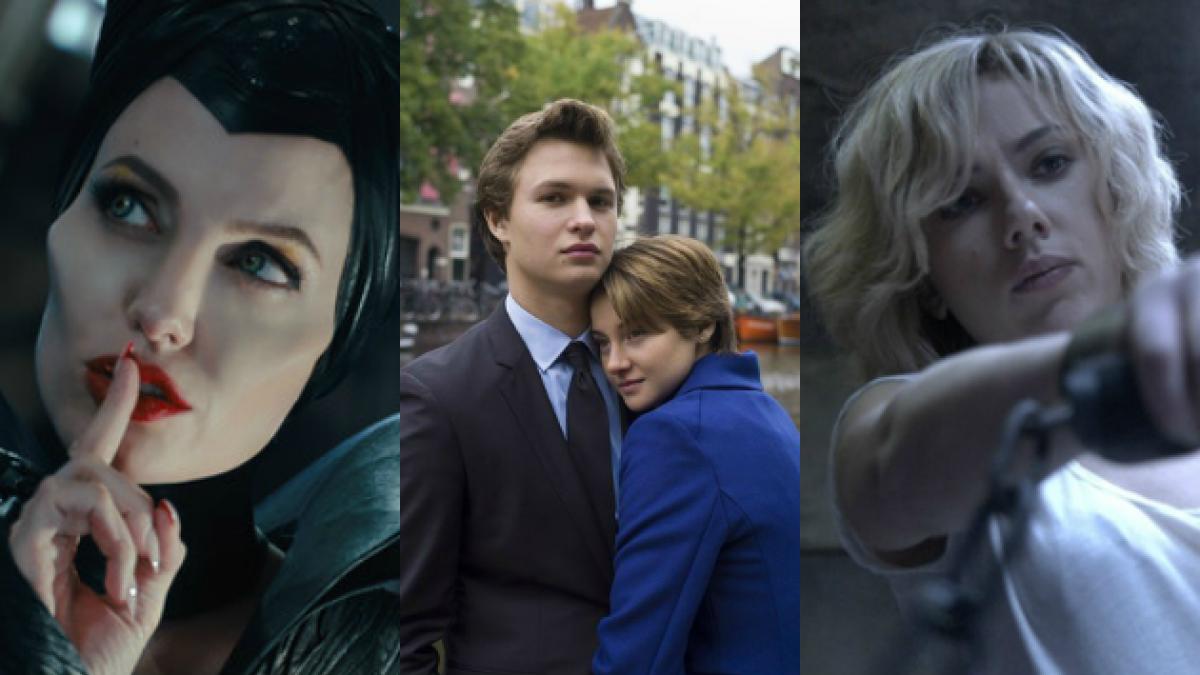 Las 5 películas que han demostrado el poder femenino este 2014