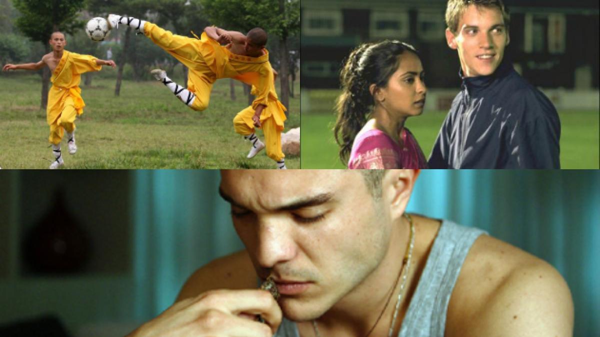 15 películas donde el fútbol marca la historia