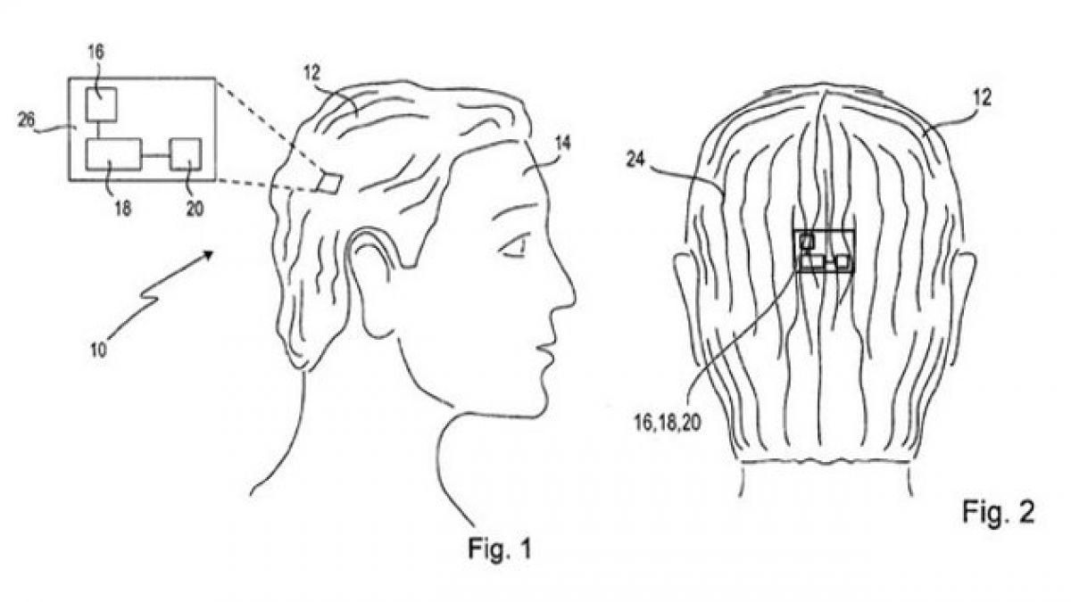 Sony desarrolla una peluca inteligente