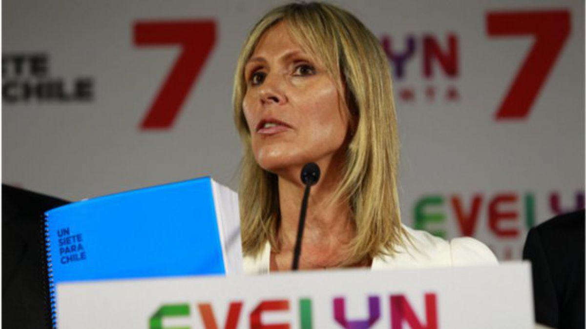 Presupuesto: Vocera de Matthei llama a Bachelet a ordenar a parlamentarios