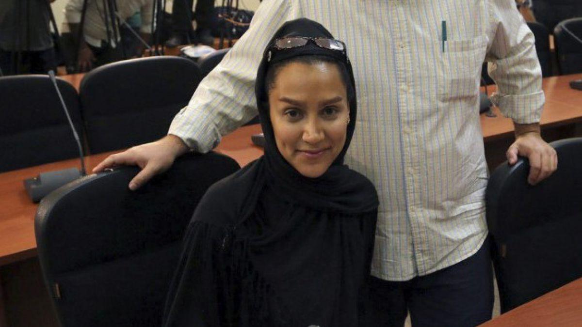 Irán: Liberan a periodista tras estar dos meses y medio en la cárcel