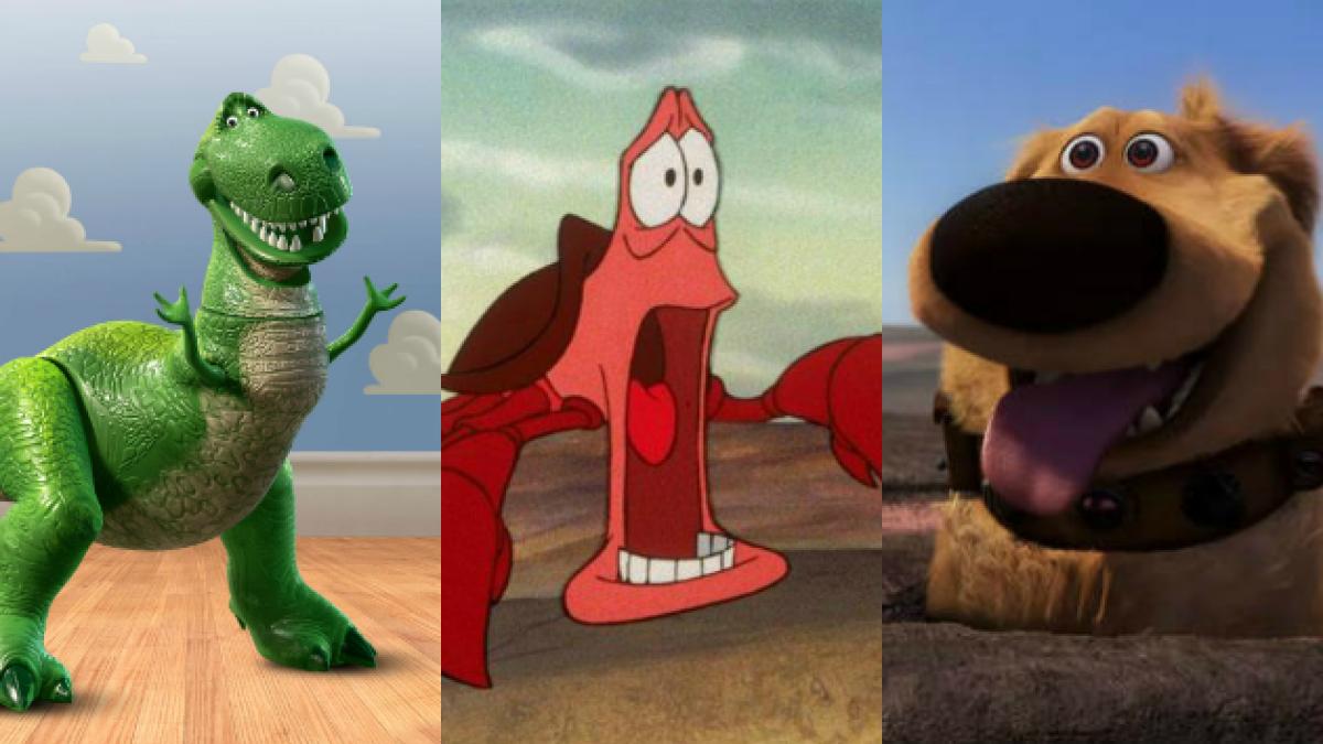 Los 7 personajes secundarios de Disney que merecen su propia película