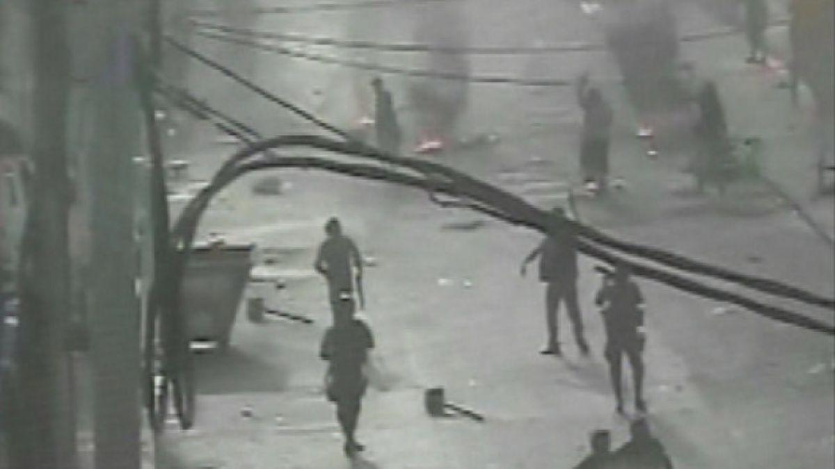 Desalojo en centro comercial de Perú dejó dos muertos