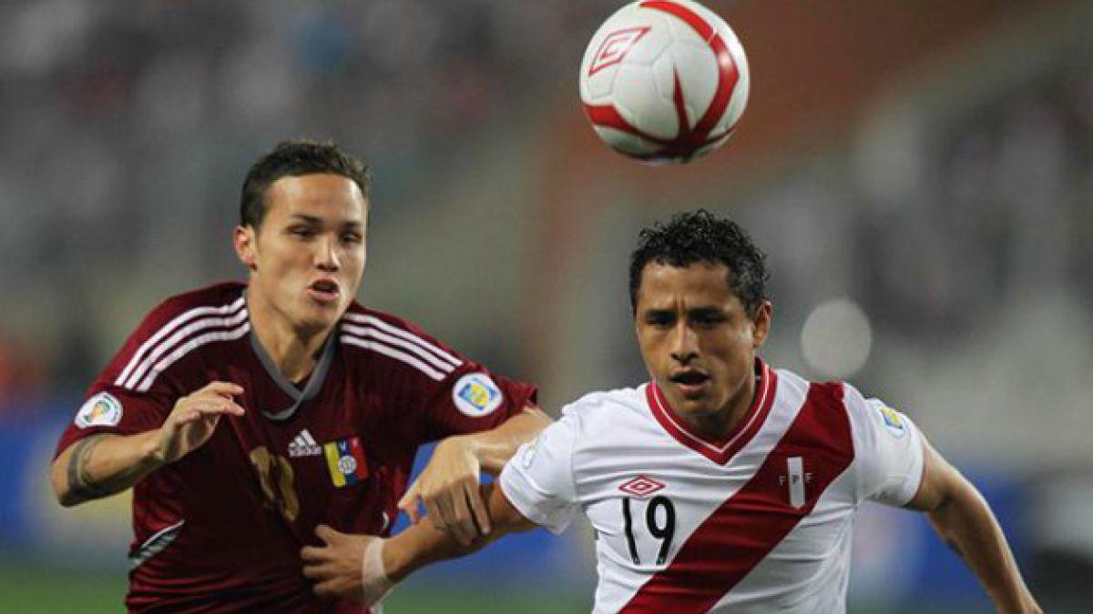 [Eliminatorias] Perú revivió con triunfo sobre Venezuela