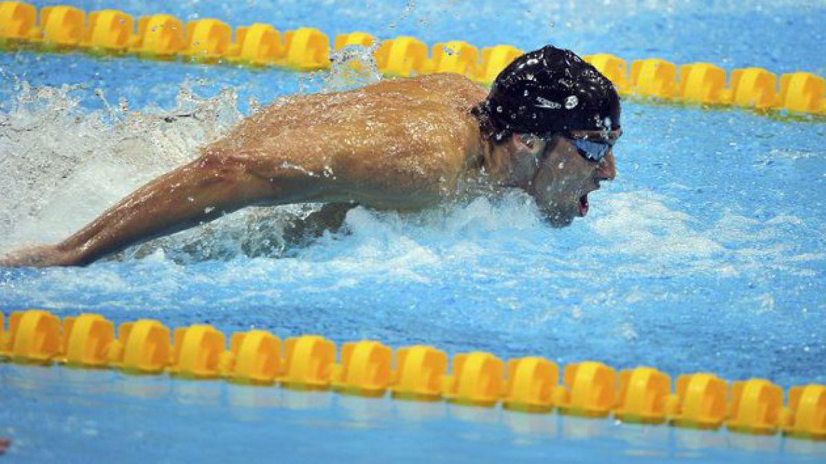 [JJ.OO.] La leyenda de la natación se despidió con oro