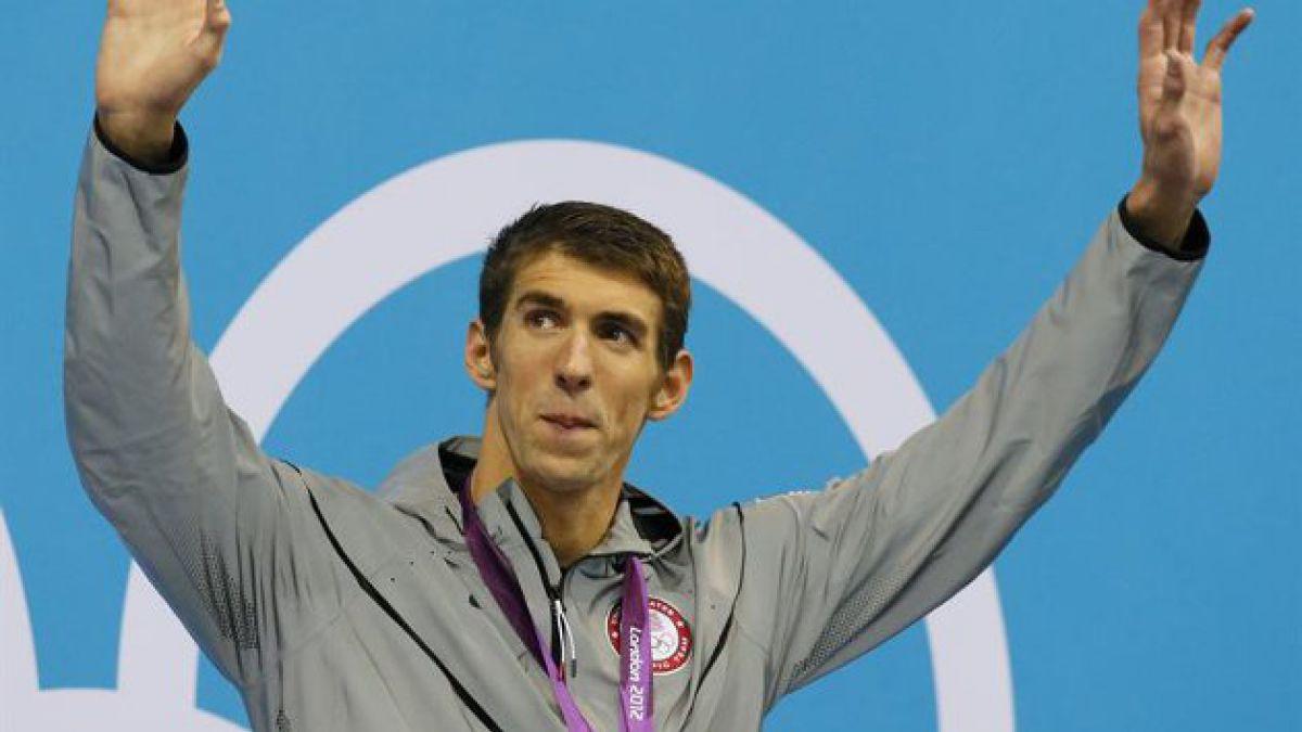[JJ.OO.] Phelps lo hace de nuevo: Obtuvo su 21ª medalla