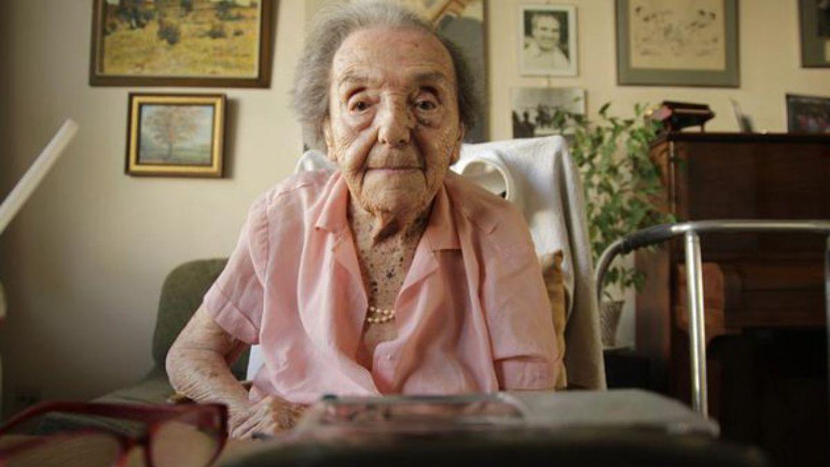 Fallece sobreviviente del Holocausto a los 110 años
