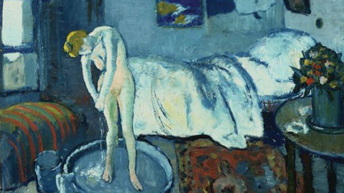 Descubren pintura oculta en óleo de Pablo Picasso