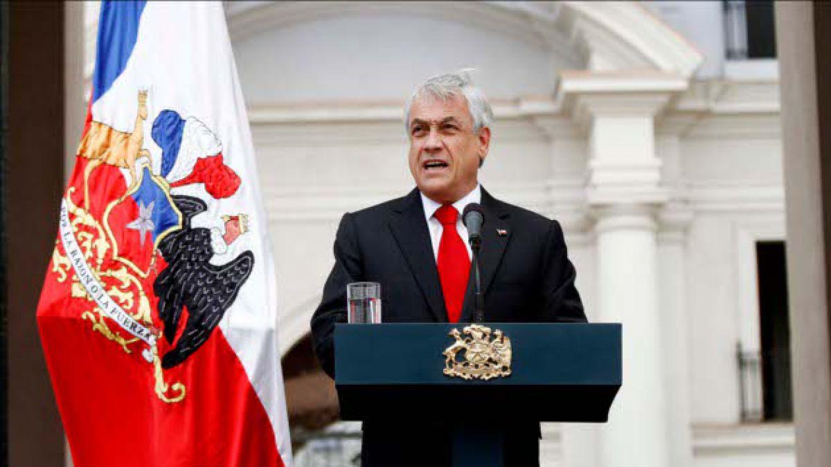 Presidente Piñera asegura que se cumplirá fallo a pesar de discrepancia
