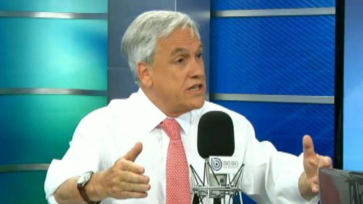 Piñera firma proyecto para mejorar sistema de Alta Dirección Pública