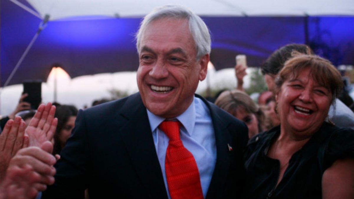 Ex Presidente Sebastián Piñera iniciará gira internacional
