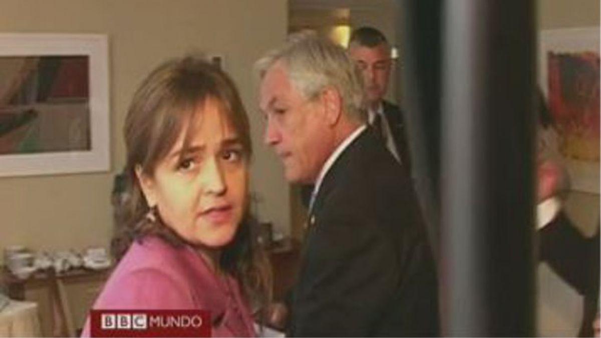 Polémica por entrevista de BBC Mundo a Presidente Piñera