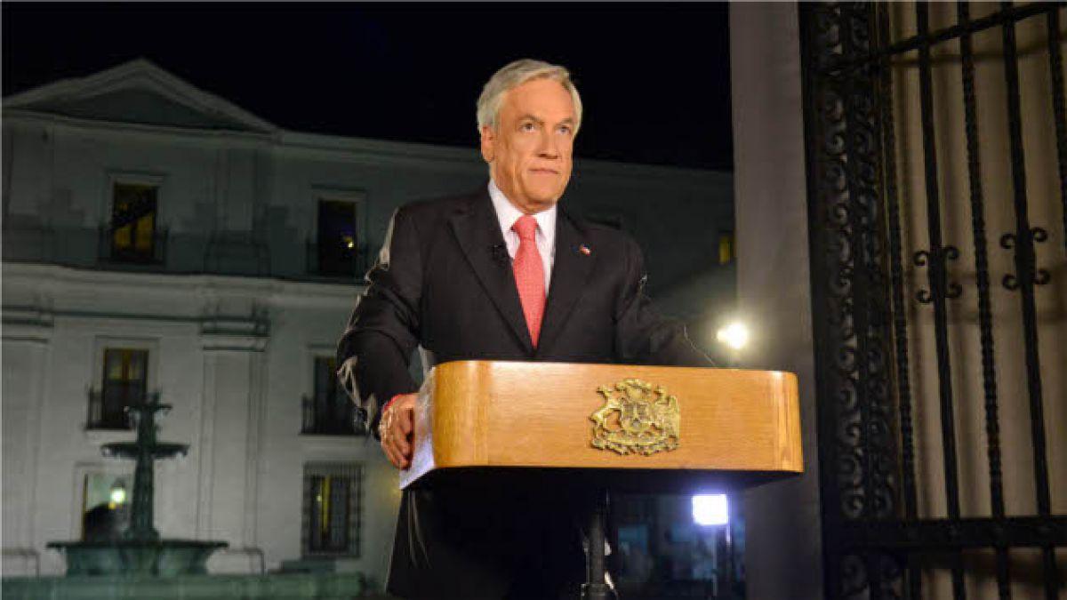 Así será el nuevo sueldo de Piñera como ex Presidente