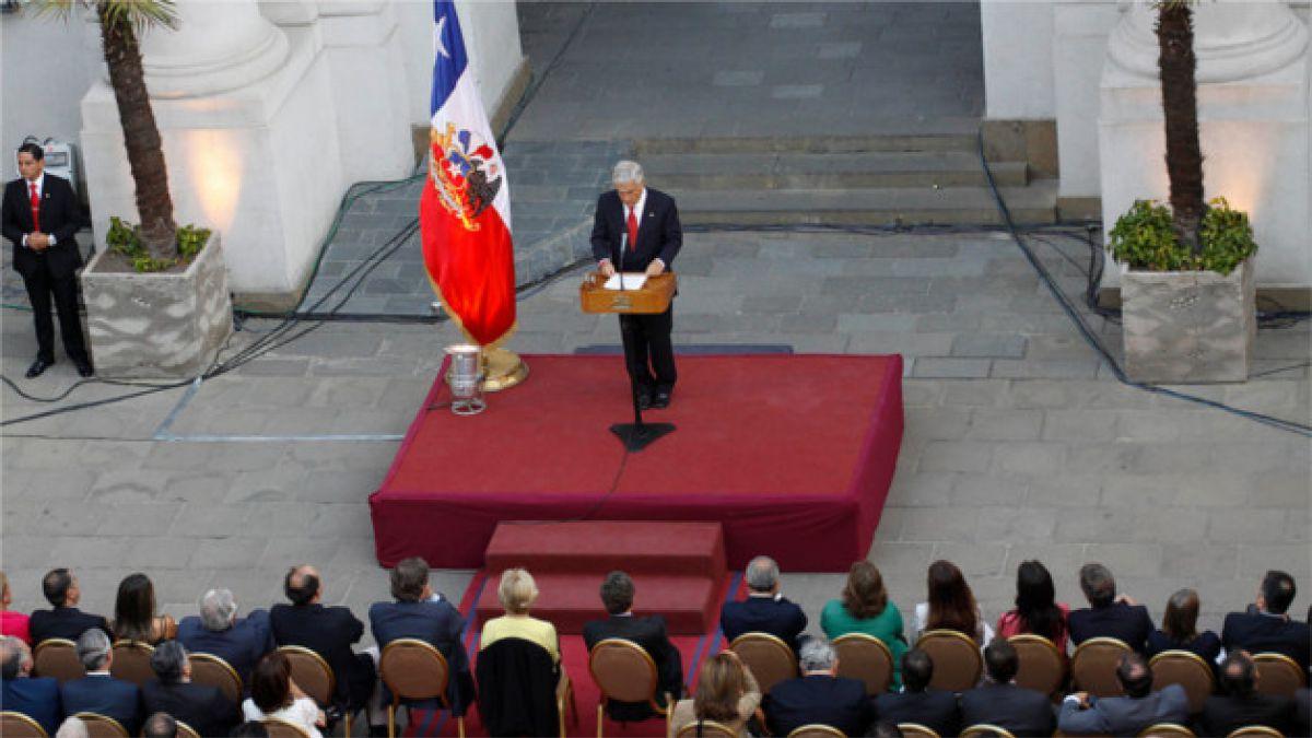 Lo bueno y lo malo de los cuatro años de gobierno de Sebastián Piñera