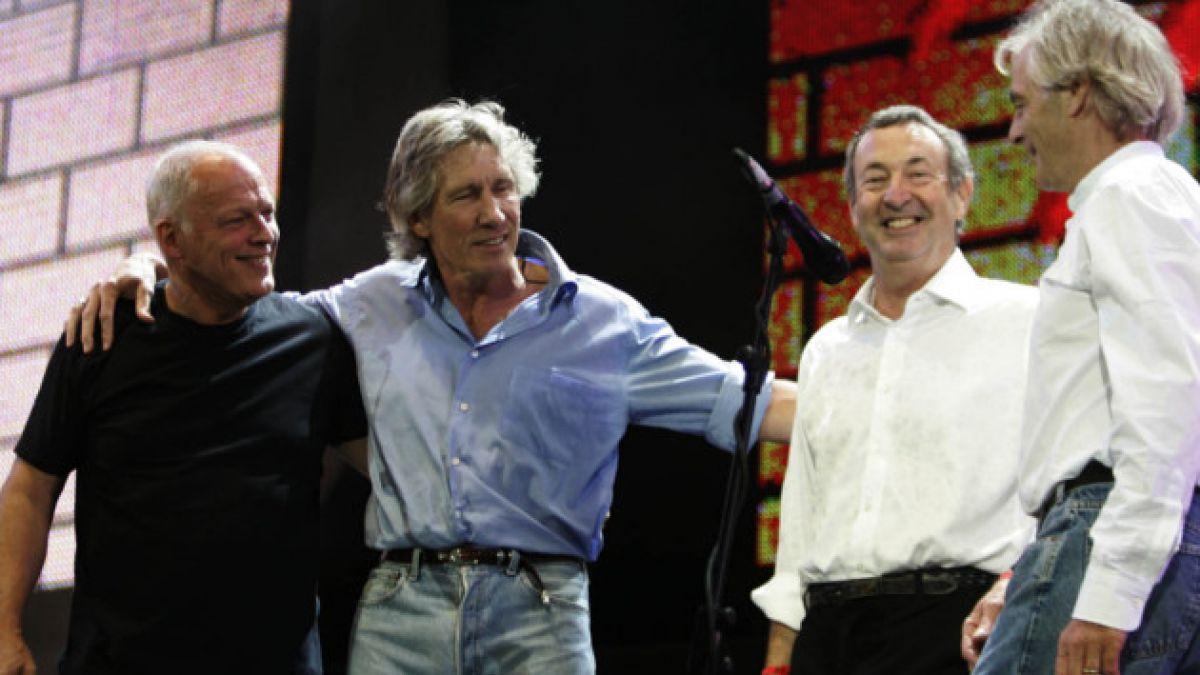 Pink Floyd lanzará en octubre su primer disco luego de 20 años