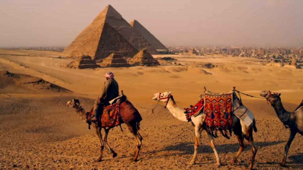 [VIDEO] Google Maps estrena nuevo servicio de paseos virtuales con la piramide de Giza