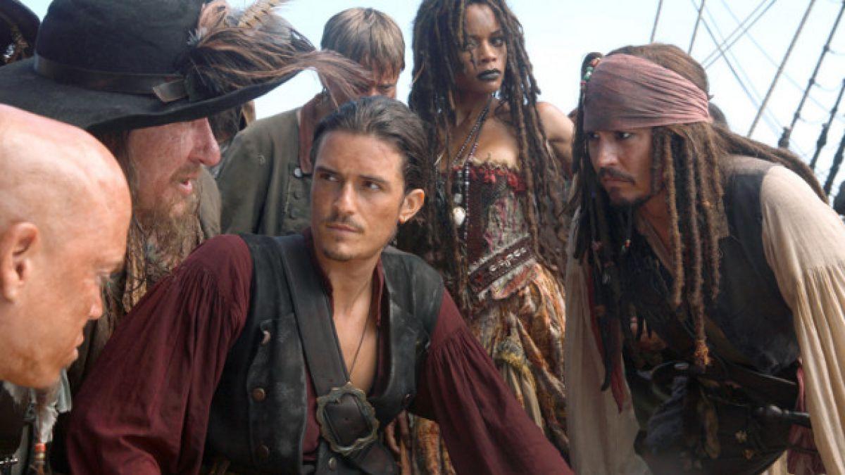 """Orlando Bloom está dispuesto a volver a la saga """"Piratas del Caribe"""""""