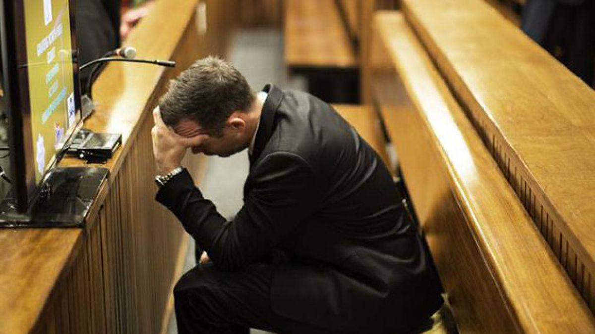 Doctor declara que Pistorius le confesó haber disparado a su novia por error
