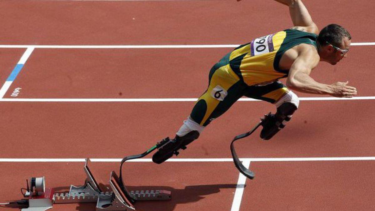 [JJ.OO.] Pistorius se mete a las semifinales de 400 metros