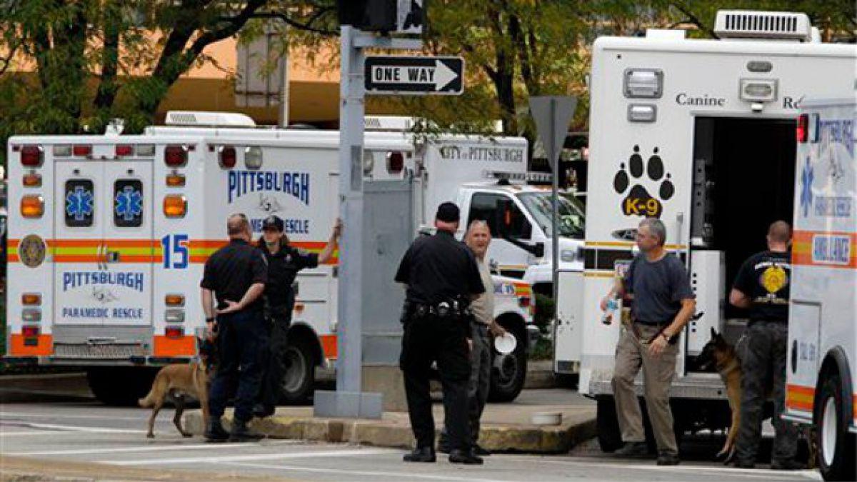 Hombre que retenía a rehén en Pittsburgh se entregó a la policía