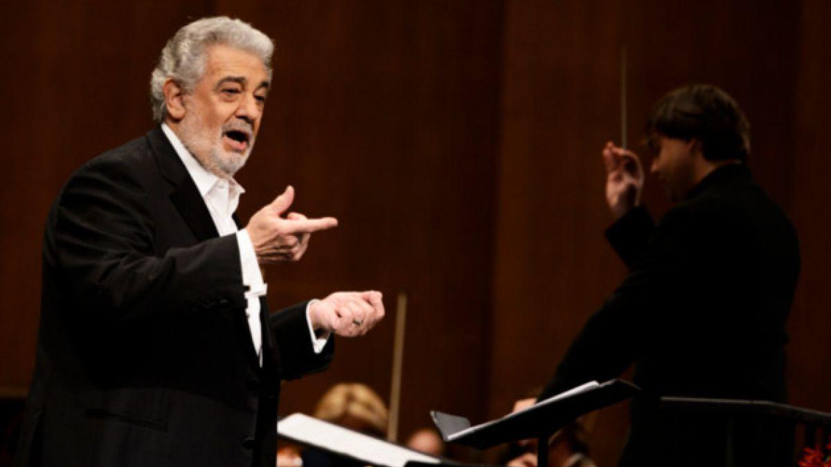 Este domingo repartirán entradas para show gratuito de Plácido Domingo en Santiago
