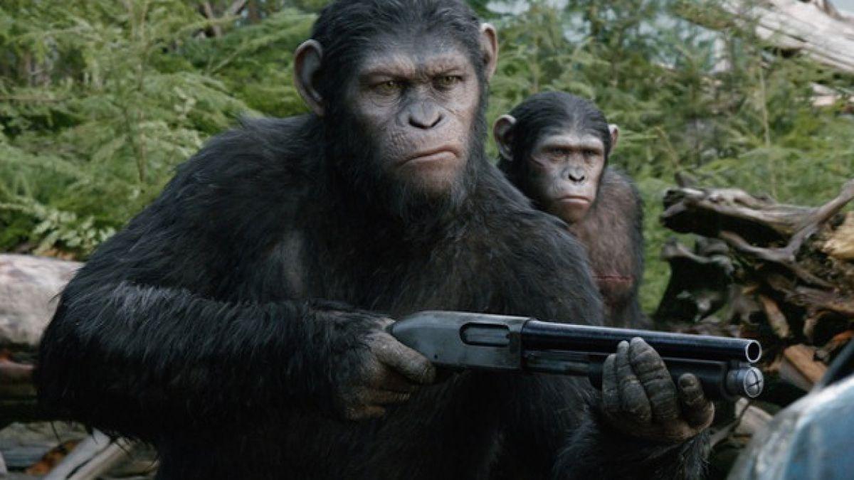 """""""El planeta de los simios: Confrontación"""" ya es la más taquillera de toda la saga"""