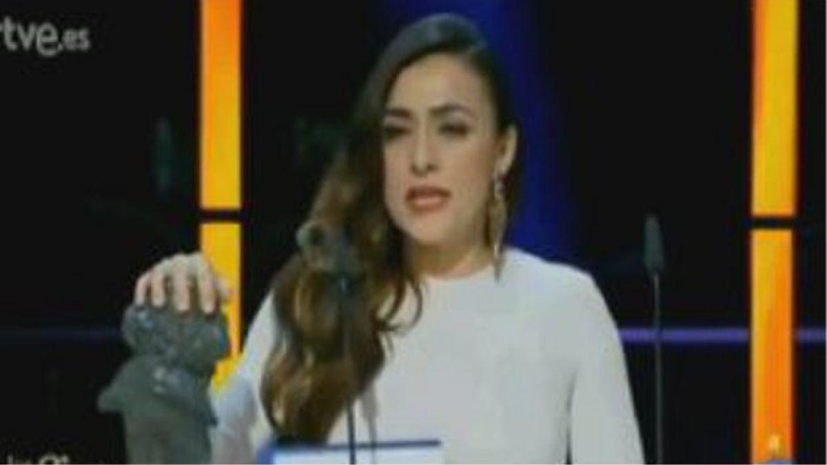 Polémica marcó ceremonia de los Premios Goya 2013