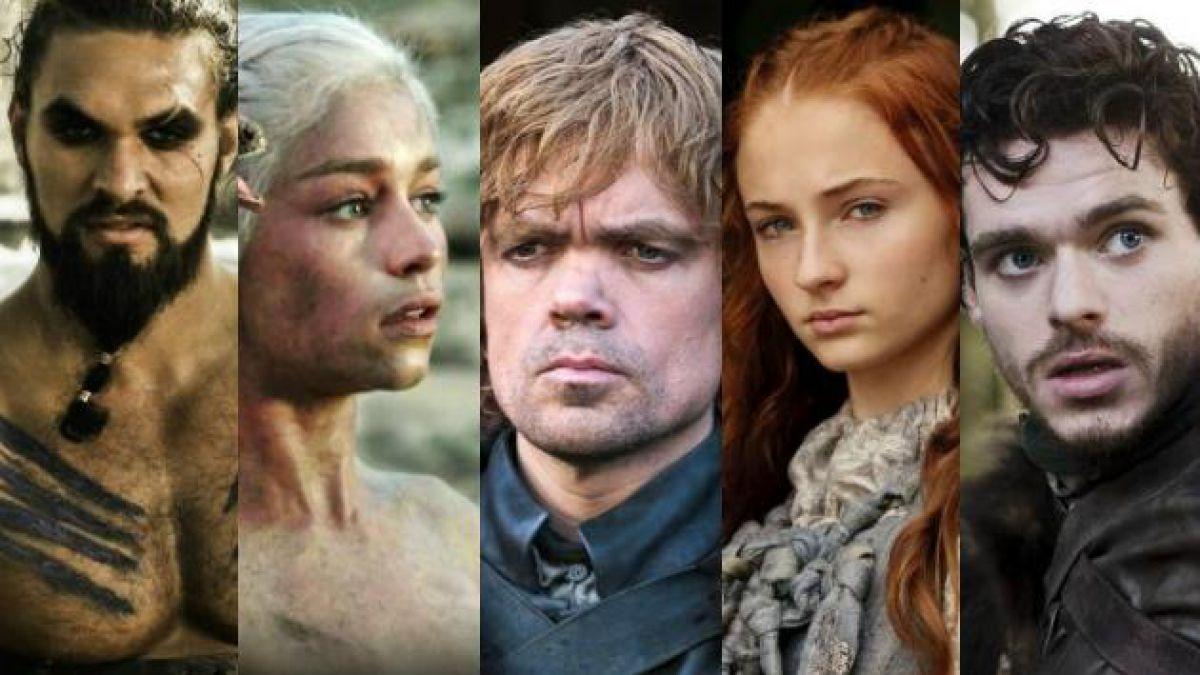 """El impacto que ha tenido """"Game of Thrones"""" en la carrera de sus protagonistas"""