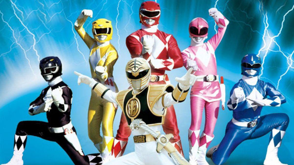 Revelan fecha de estreno de nueva película sobre los Power Rangers