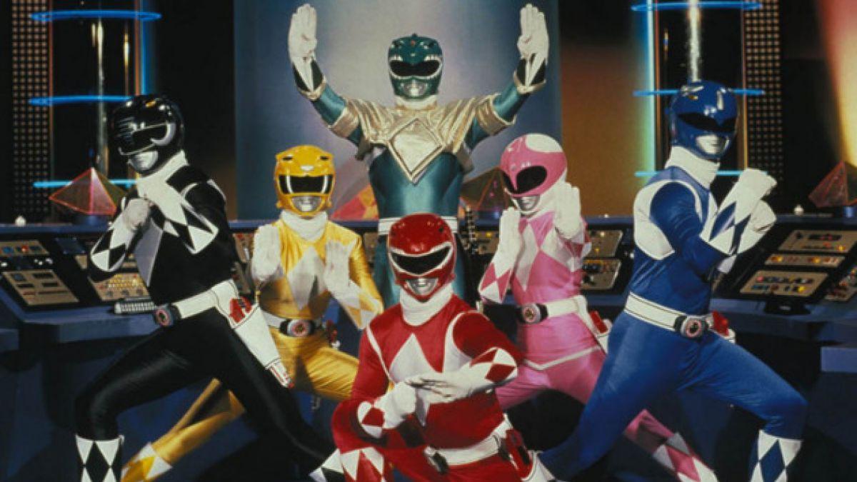 """Guionistas de """"X-Men"""" escribirán nueva película de los Power Rangers"""
