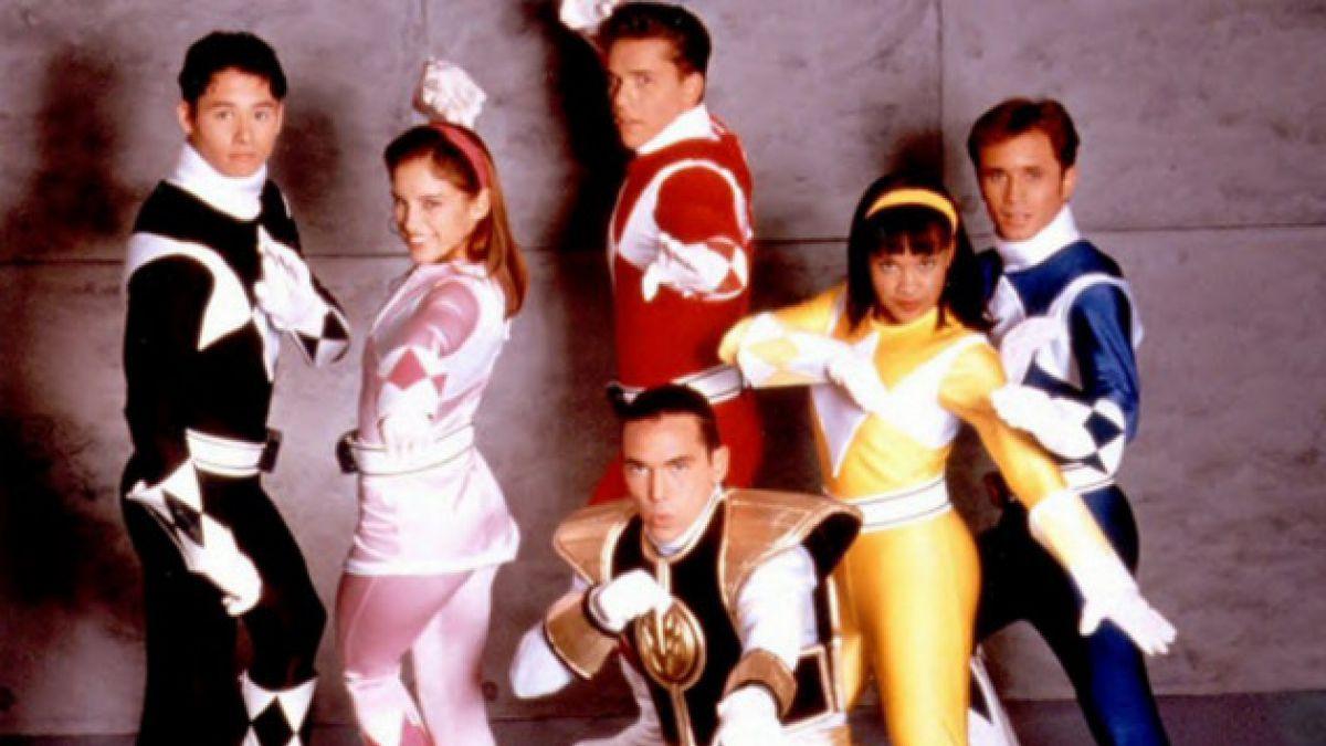 Power Rangers: Protagonista de la serie original aparecería en nueva película
