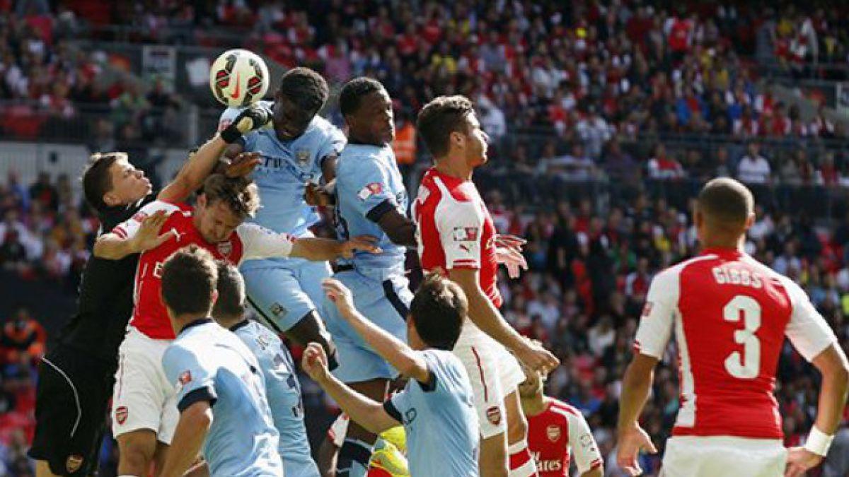 Premier League: Estos son los horarios de los chilenos este fin de semana