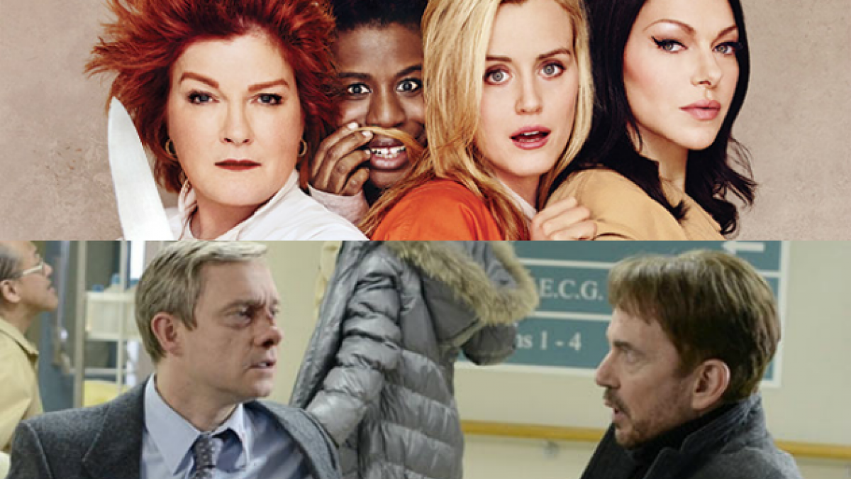 """Orange is the New Black"" y ""Fargo"" destacan en última edición de premios Critics Choice"