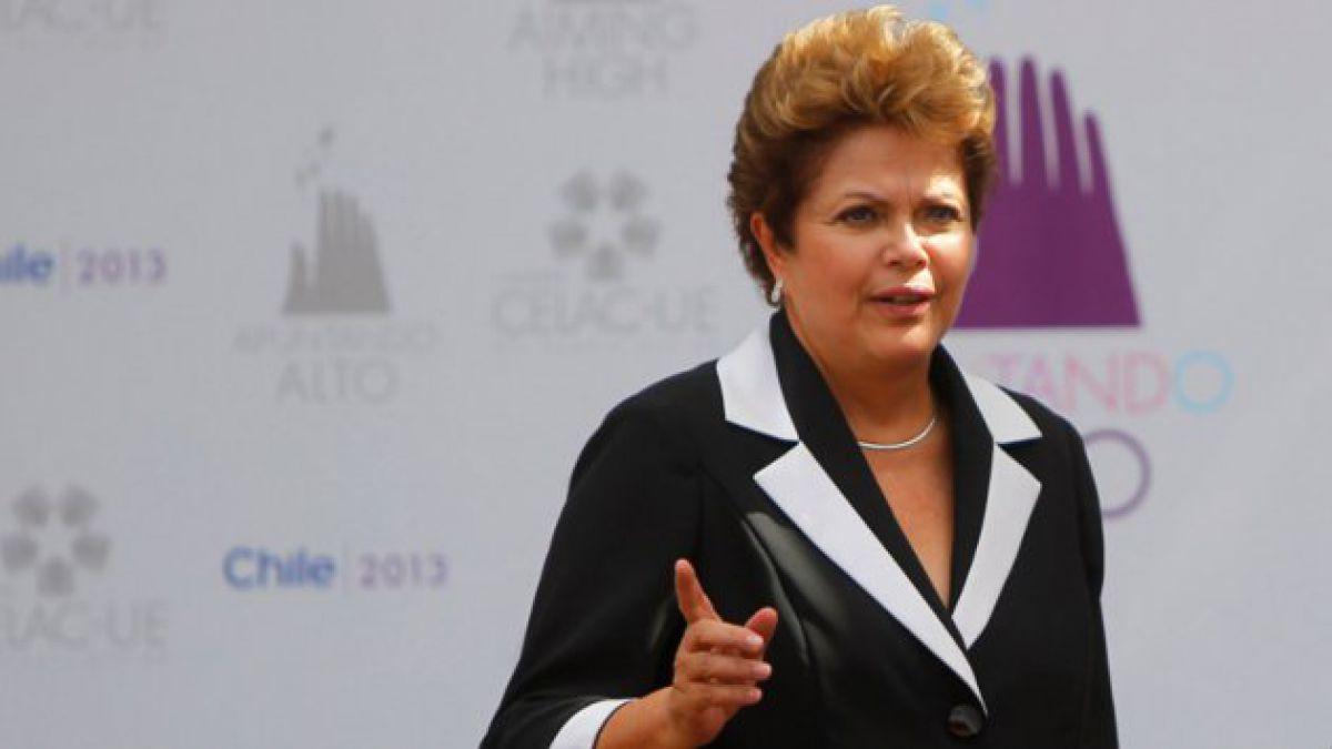 Rousseff lamenta muerte de joven que ha desatado protestas en Sao Paulo