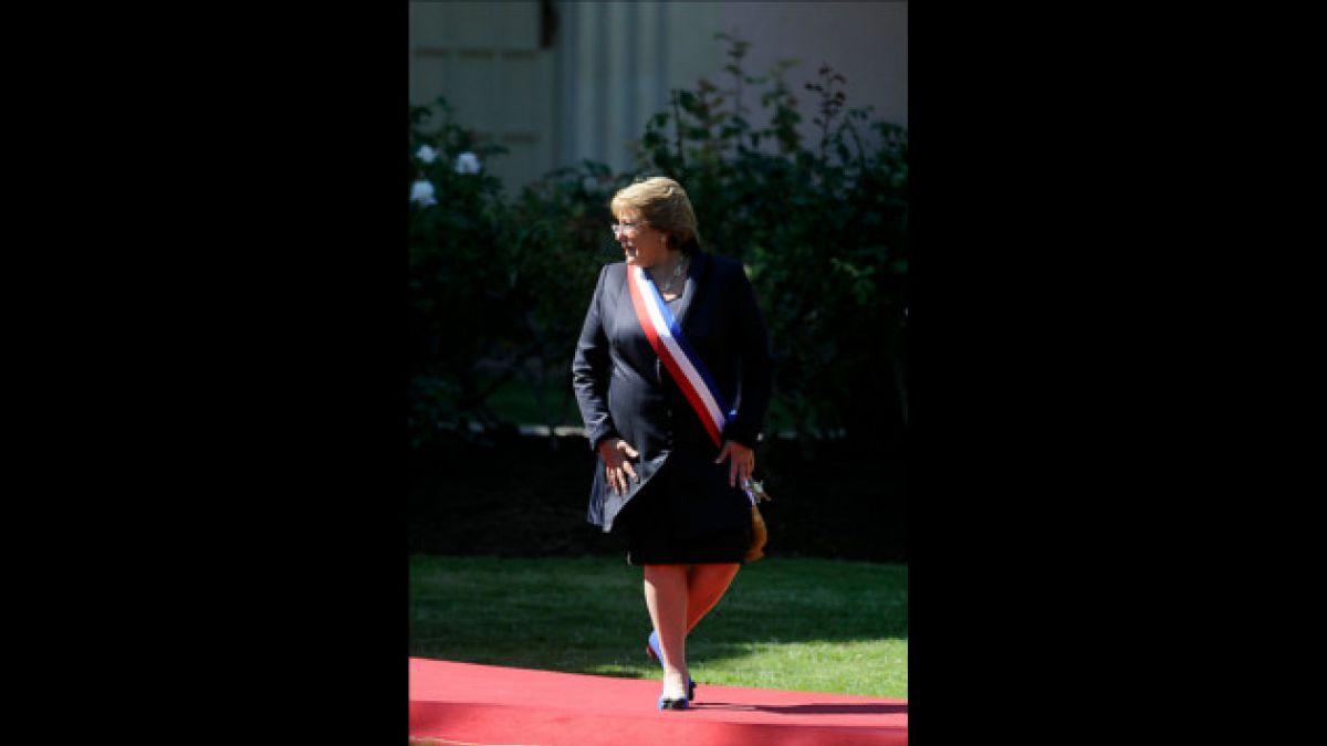 Michelle Bachelet fija fecha y hora de su primer consejo de gabinete