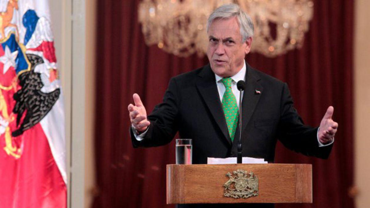 Forbes: Presidente Piñera es la 49ª persona más poderosa del mundo