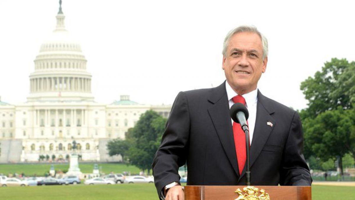 Chile logra nominación de EE.UU. para plan que anula requisito de visas