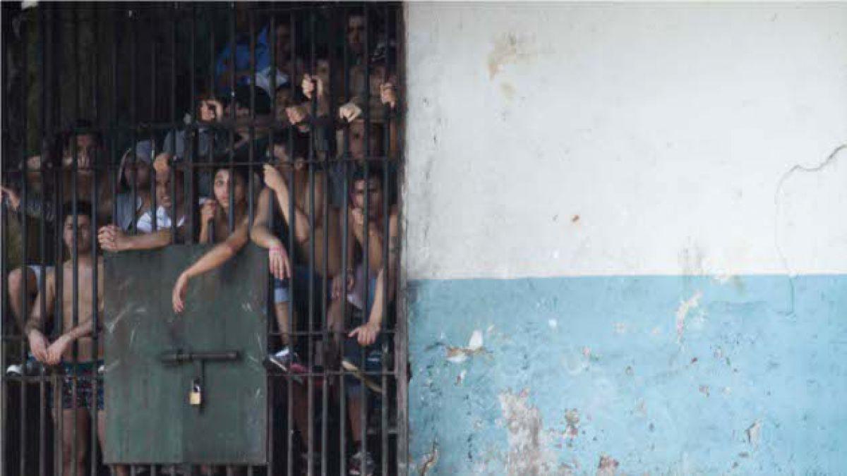 Estudio revela que Chile el segundo país con más presos entre miembros de la OCDE