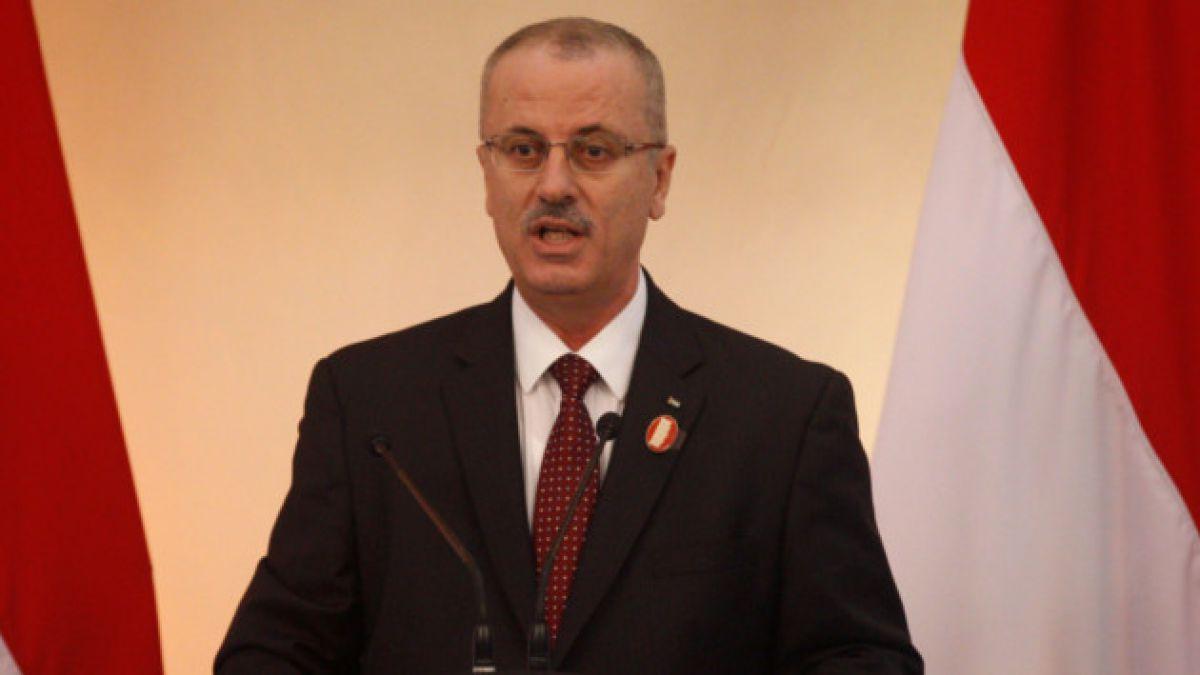 Primer ministro palestino renuncia para generar gobierno de unidad