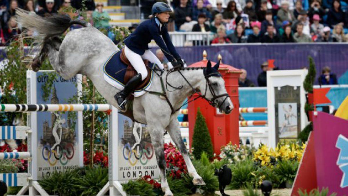 """[JJ.OO.] """"Princesa a caballo"""" triunfa en Londres"""