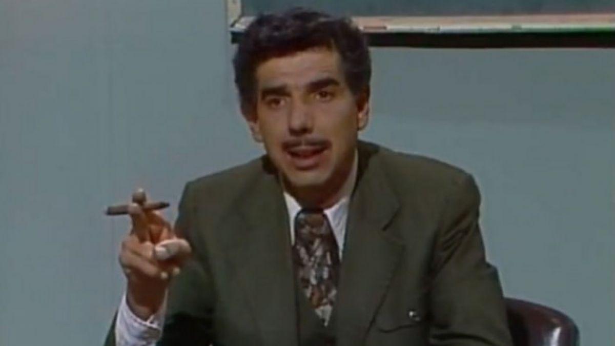 """Actor que interpretó al """"Profesor Jirafales"""" ya no puede caminar"""