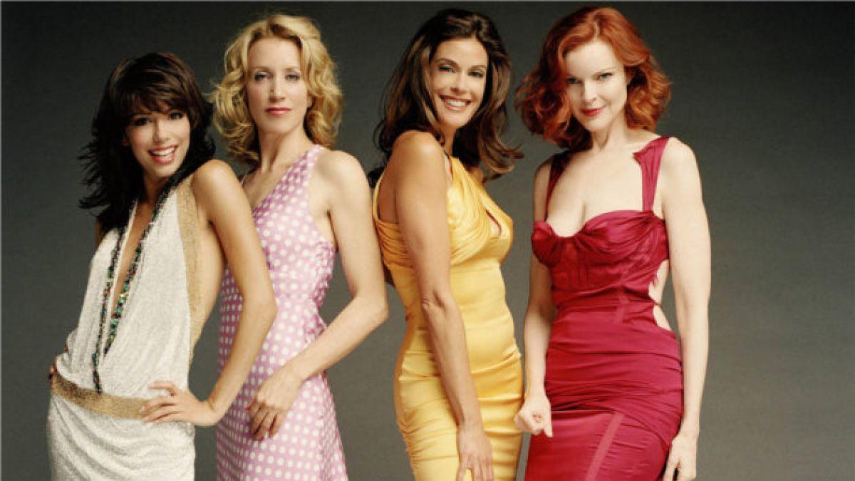 """Las protagonistas de """"Desperate Housewives"""" a 10 años de su estreno"""