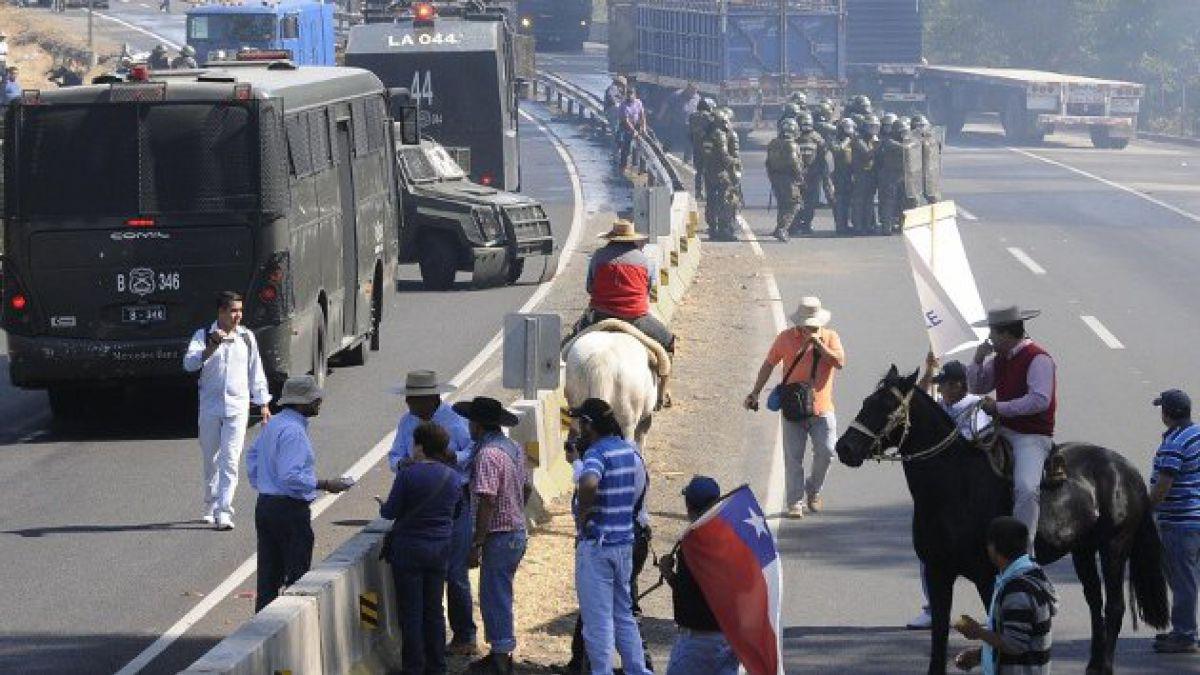 Advierten posible radicalización de protestas en El Maule