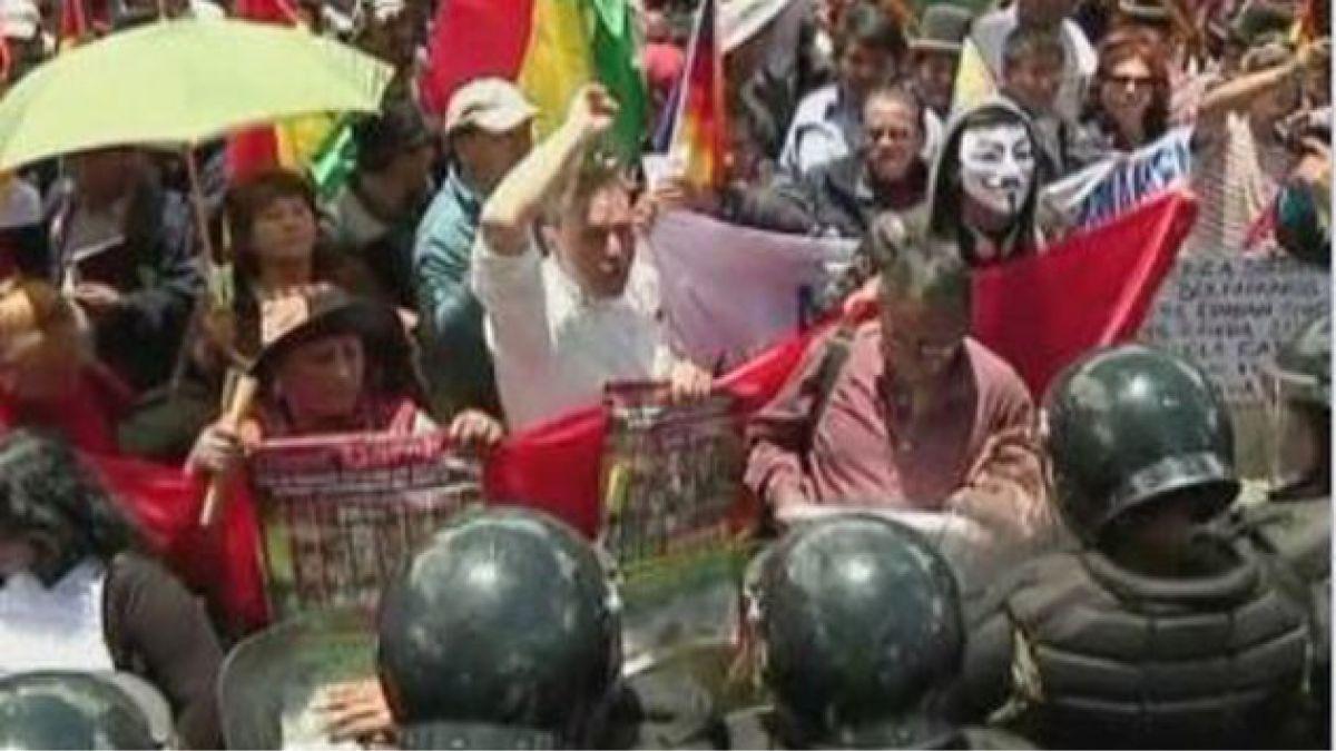 "Evo Morales pide a Presidente Piñera no ser ""vengativo"""