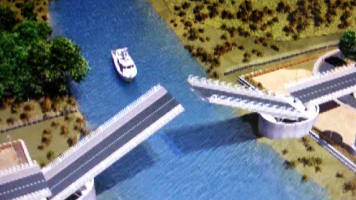 Puente Cau Cau y otros errores en obras públicas en Chile